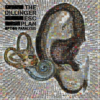 dillinger escape plan - option paralysis 4 - fanzine
